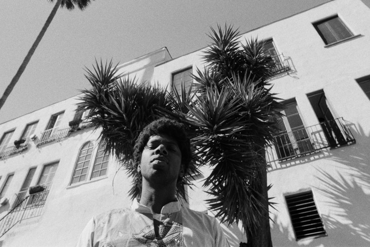 Curtis Harding by Matthew Correia