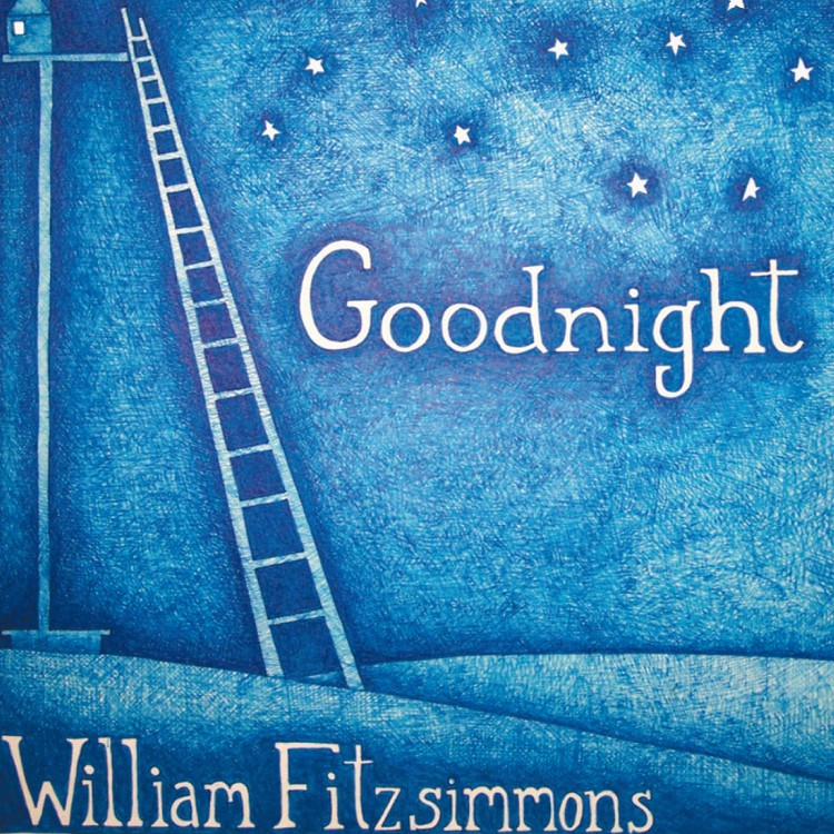 William Fitzsimmons cover