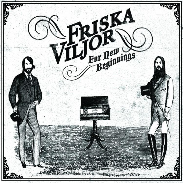 friska viljor - for new beginnings cover