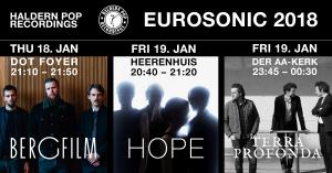 haldern eurosonic 2018 facebook