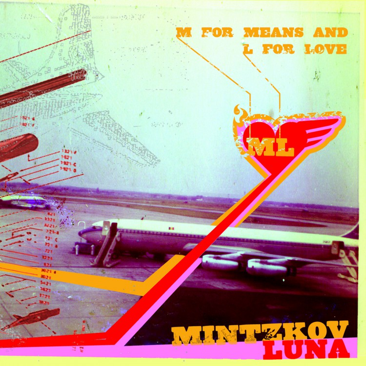 Mintzov - m for means and l for love - cover