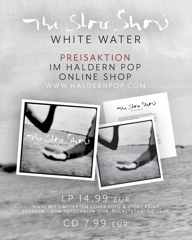 TSS white water 5zu4 NEW