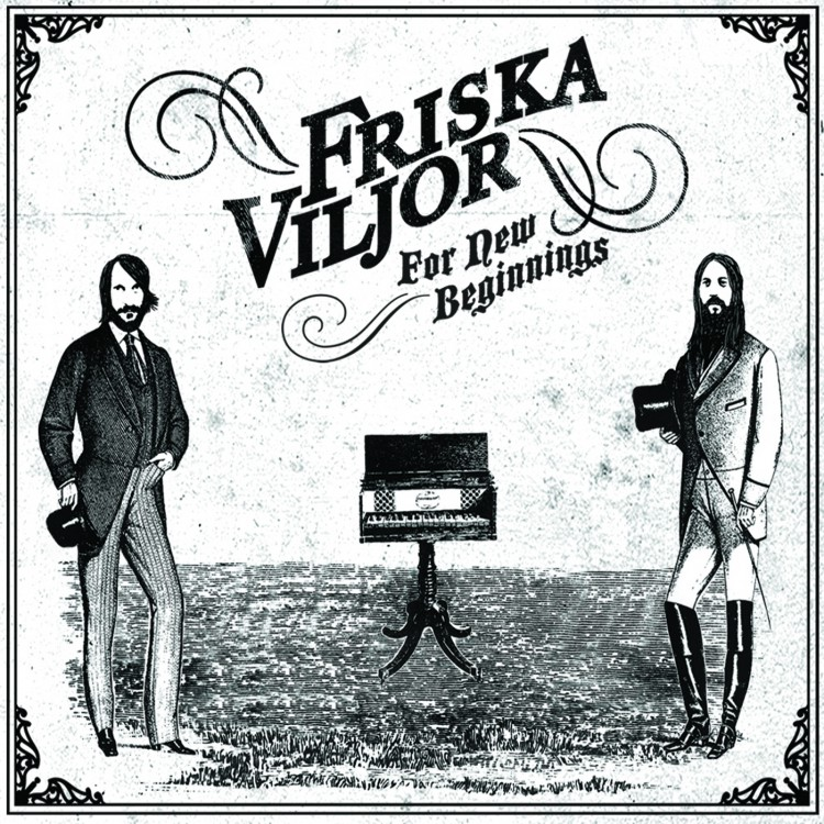 friska viljor - for new beginnings cover
